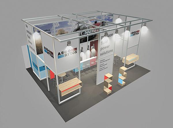 Messe Projekt Filtertechnik, Fluidmanagement, Sensor und Messtechnik 3