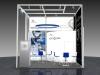 Messestand - EMO - Blechbearbeitung - 4