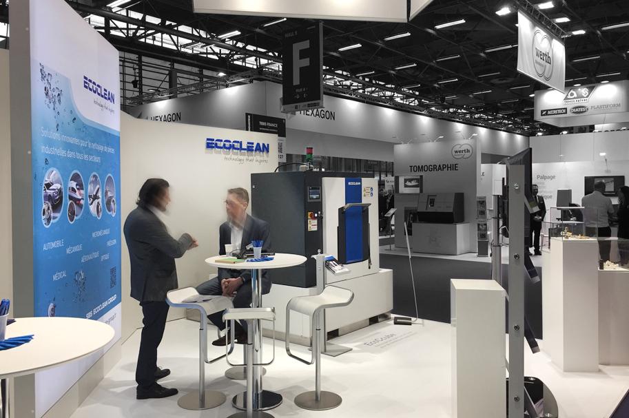 3 BrainStock Ecoclean Industrie Paris 2018