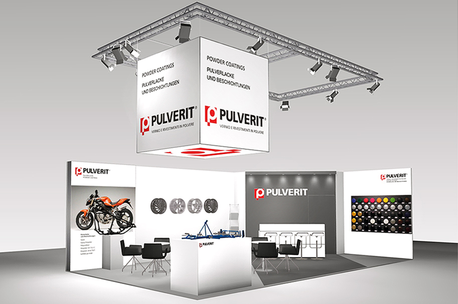 Messestand - PaintExpo - 8