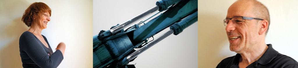 BrainStock Design + Messebau - Wir lieben Maschinen